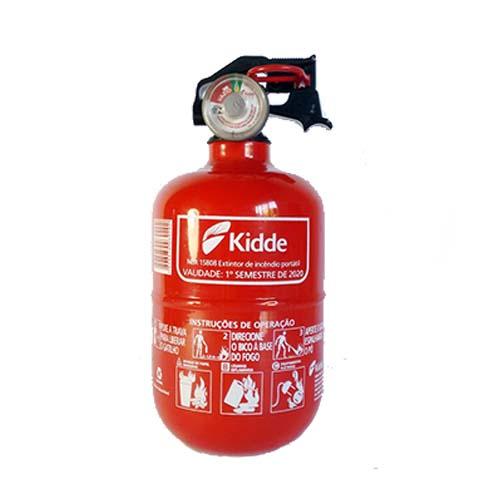 Extintor Automotivo Portátil Kidde 2009216 - Pó ABC