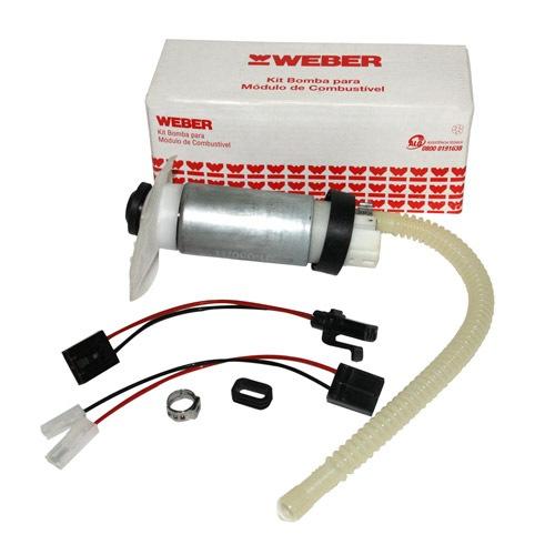 Bomba de combustível Weber WB011 - Gol, Palio, Renault