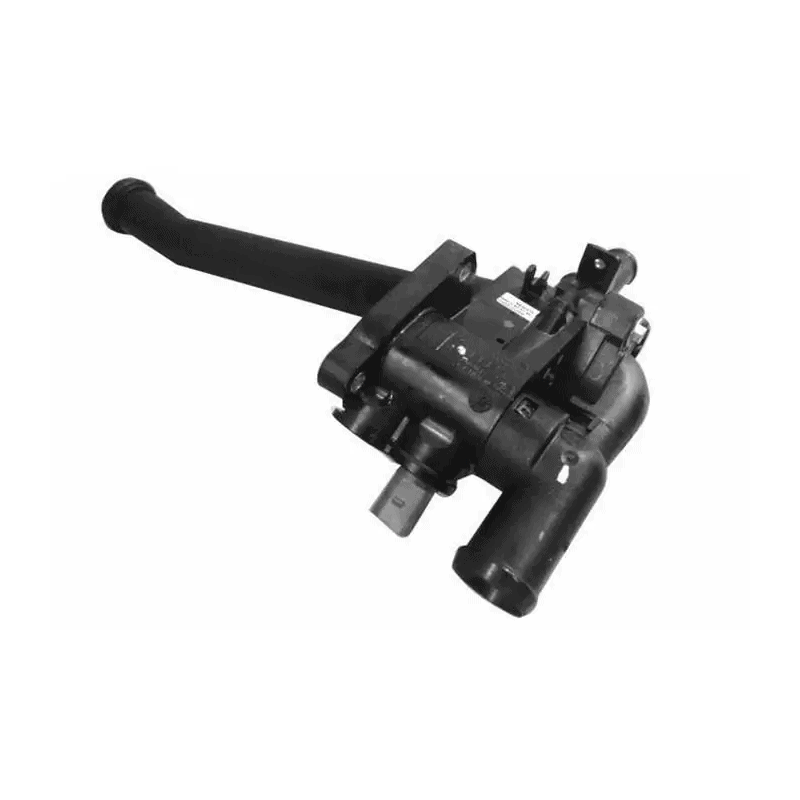 Carcaça da Válvula Termostática com Sensor Volkswagen 032121026CR - Gol, Fox, Pólo, Voyage, Saveiro