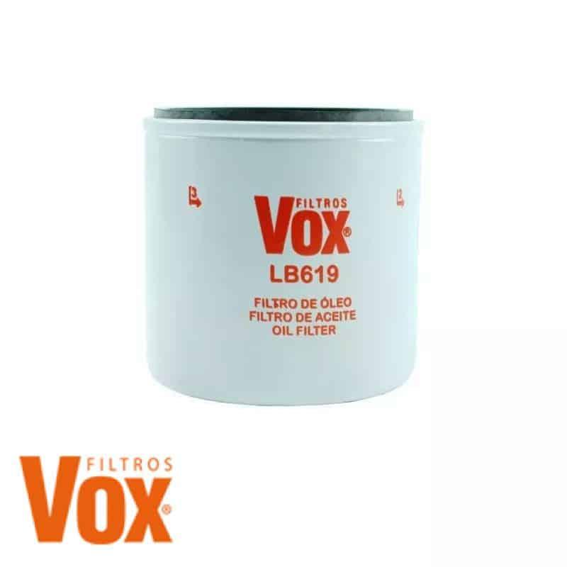 Filtro de Óleo Vox LB619