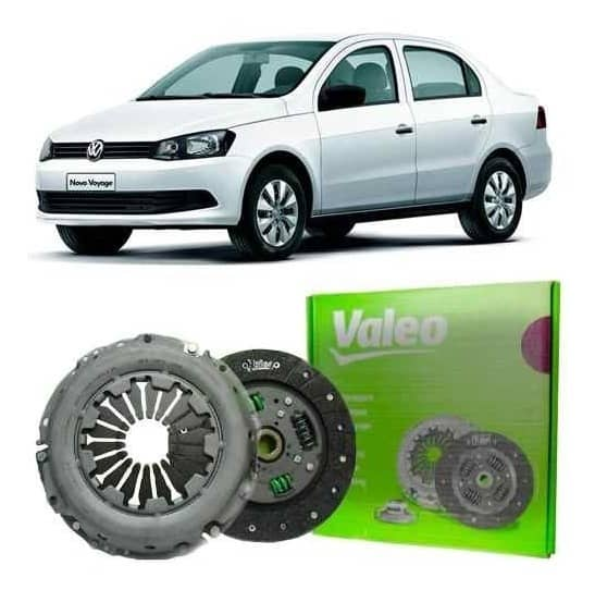 Kit de Embreagem Valeo 228245