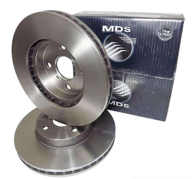 Disco de Freio MDS D191A