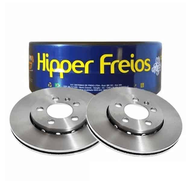 Disco de Freio Dianteiro Hipper Freios HF30